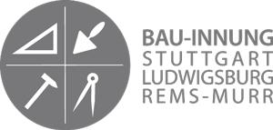 Bau-Innung Stuttgart. Ludwigsburg. Rems-Murr Logo
